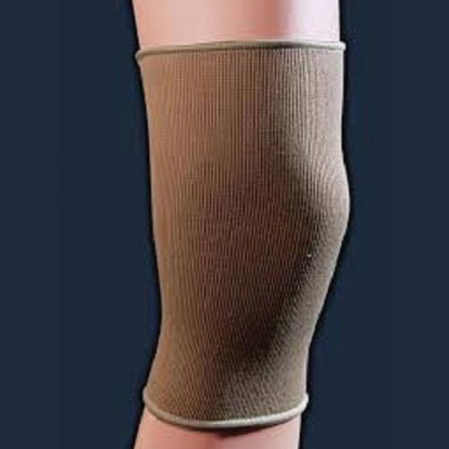 Elastic Knee Support Beige