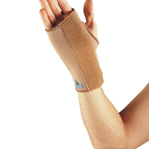 Wrist Splint, Beige, Small