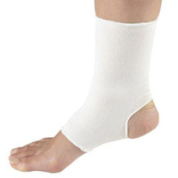 Elastic Ankle Support, Beige