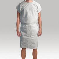 Exam Gown white