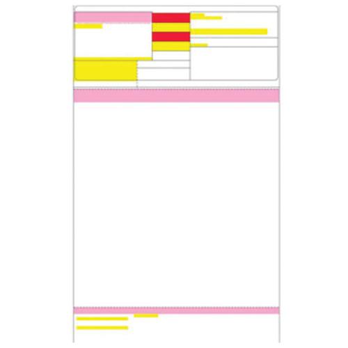 Laser Script Label