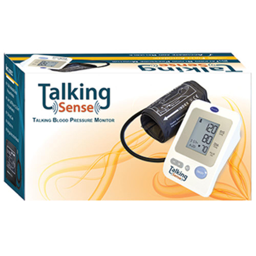 Talking Sense Arm BP Monitor