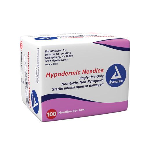 Hypodermic Needle, 23G