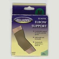 Elastic Elbow Support, Beige