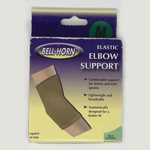 Elastic Elbow Support Beige