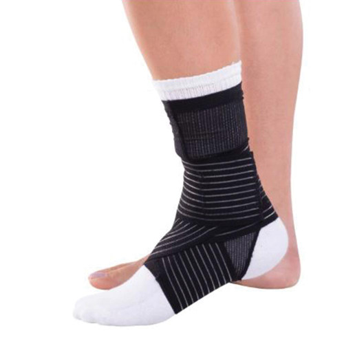 Figure 8 Ankle Support, Black