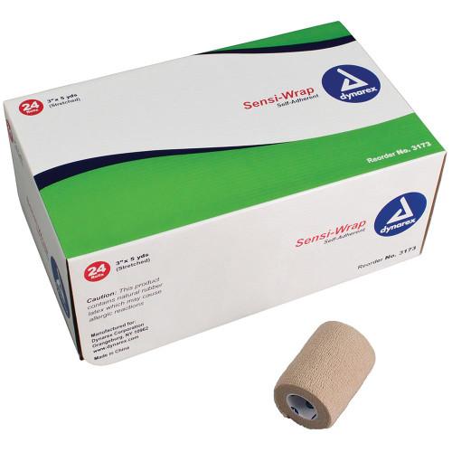 Self-Adherent Bandage Rolls