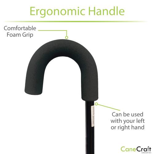 CaneCraft Round Handle Cane