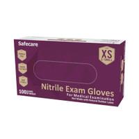 Safecare Nitrile Exam Gloves