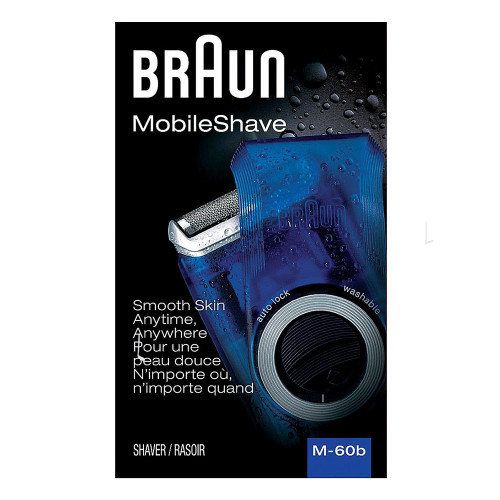 Mobile Shave on the Go Shaver
