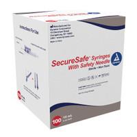 SecureSafe Syringe Safety Needle