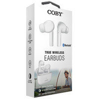 Coby True Wireless Earbuds
