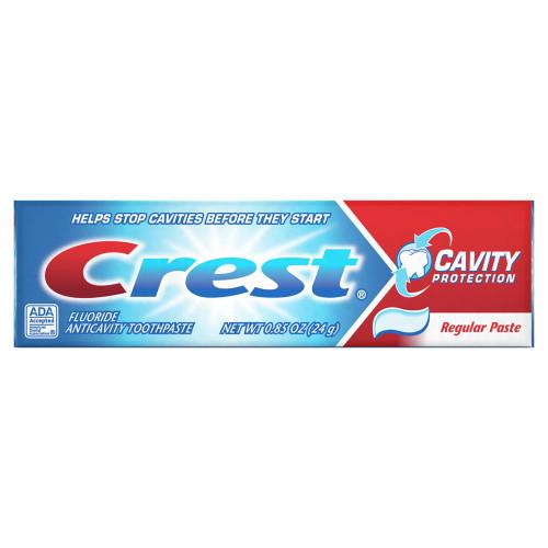 Crest Toothpaste Tube
