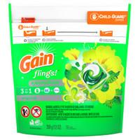 Gain Detergent Liquid Pods