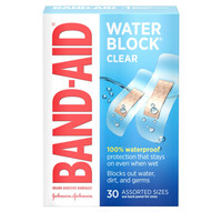 Band-Aid Assorted Sizes Water Block
