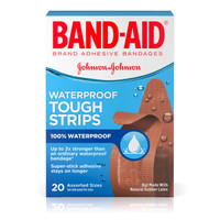 Band-Aid Assorted Sizes Waterproof