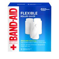 Band Aid Flex Gauze