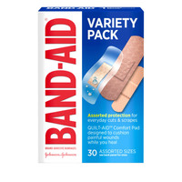 Band-Aid Variety Pack Bandage