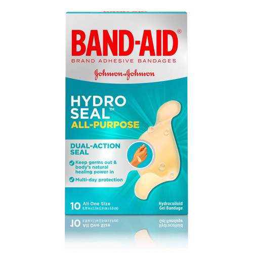 Band-Aid Hydro Seal All-Purpose