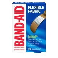 Band Aid Flexible Fabric Bandage