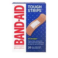 Bandaid Brand Tough Strips