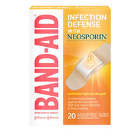 Band-Aid Assorted Sizes Infection