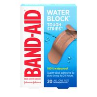 Band-Aid Water Block Tough Strip