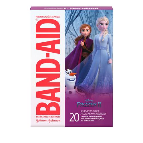 Band-Aid Disney Frozen II Bandages