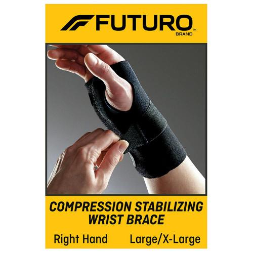 Compression Stabilizing Wrist Brace