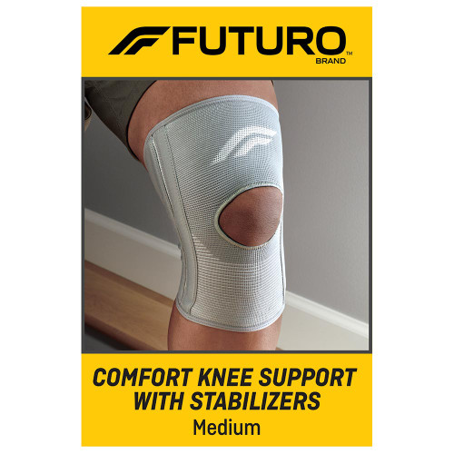 Comfort Knee With Stabilizers