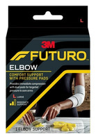 Comfort Elbow With Pressure Pads