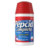 Pepcid Complete Chewable Tab Berry