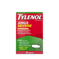 Tylenol Severe Congestion And Pain