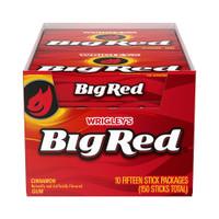 Big Red Single Serve Gum