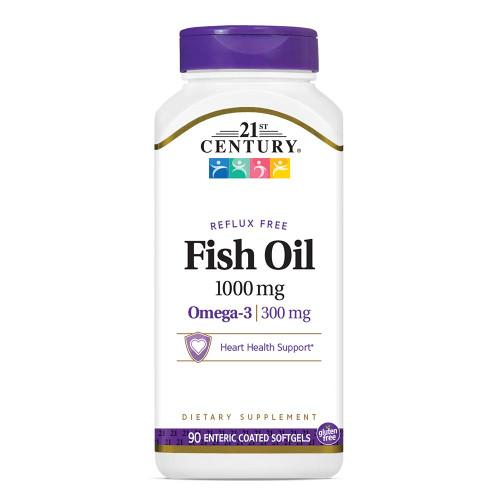 Fish Oil Softgel