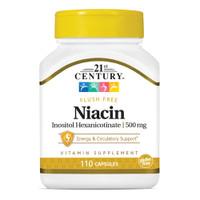 Niacin Flush Free Cap