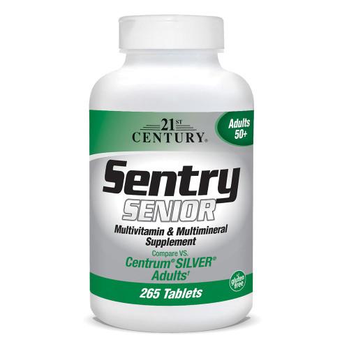 Sentry Senior Tab