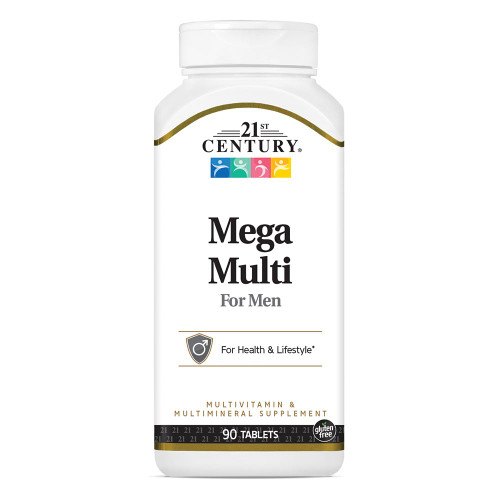 Mega Multi for Men Tab