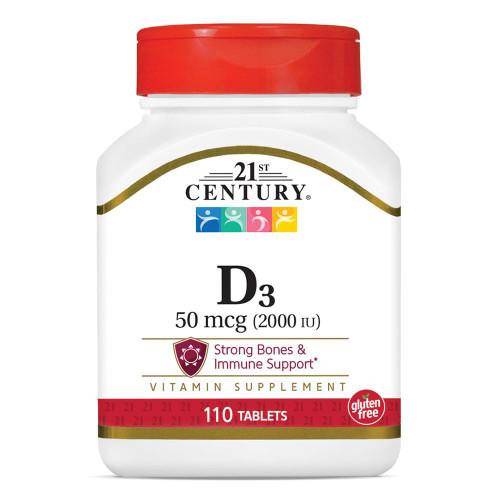 Vitamin D 2000iu Tab