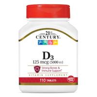 Vitamin D 5000iu Tab