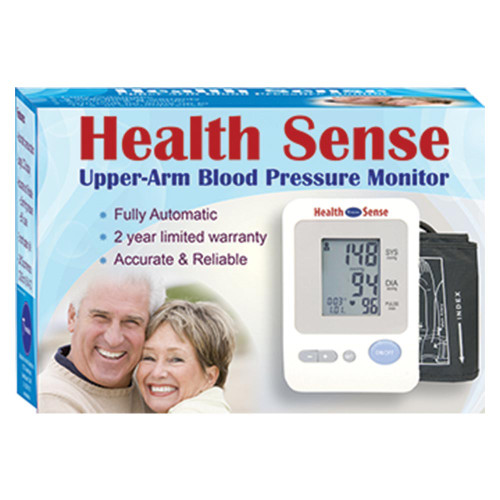 Arm Automatic BP Monitor