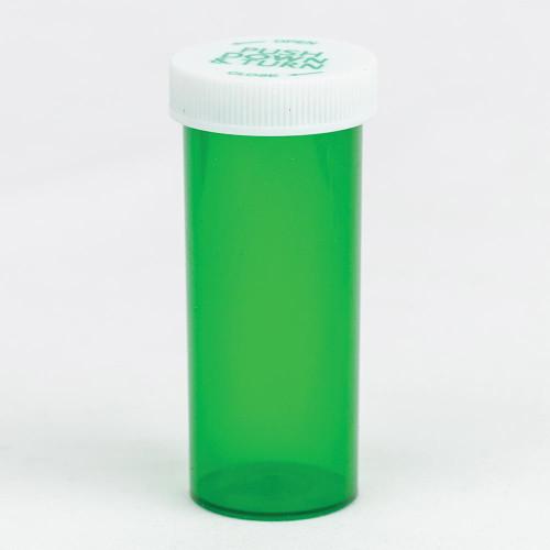 Vials 16 DR Green Palm N Turn