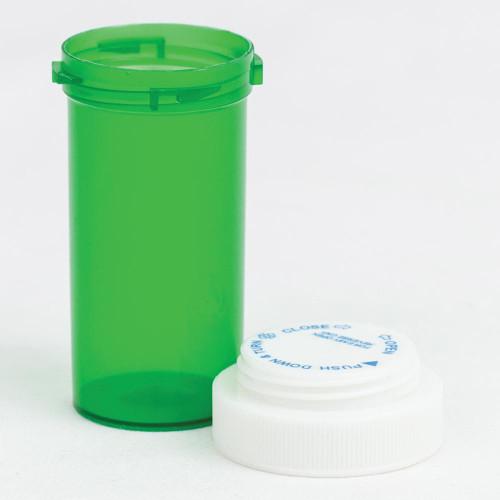 Vials 13 DR Green Reversible