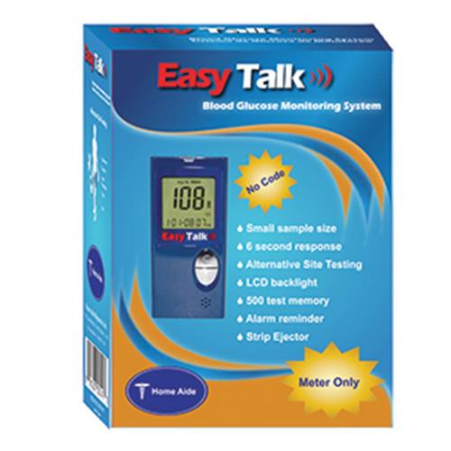 Easy Talk Glucose Monitor