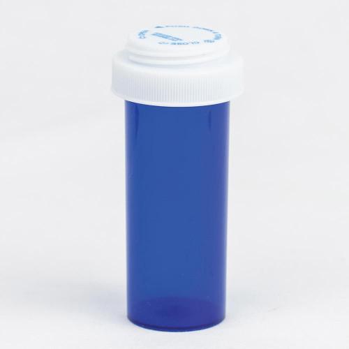 Vials 16 DR Blue Reversible