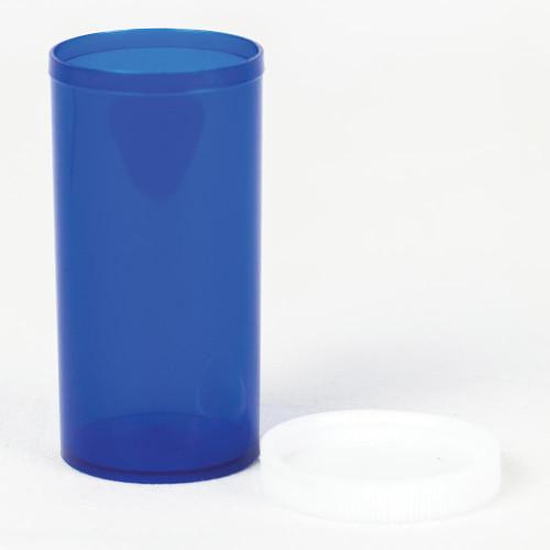 Vials 13 DR Blue Snap Cap