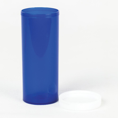Vials 16 DR Blue Snap Cap