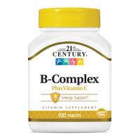 B Complex w/C Tab