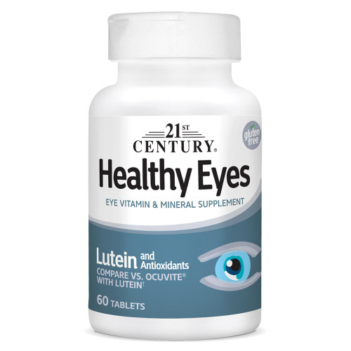 Healthy Eyes with Lutein Tab