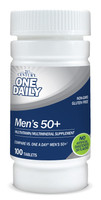 One Daily Men's 50+ Healthy